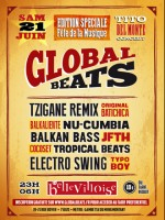 GLOBAL BEATS SPECIALE FETE DE LA MUSIQUE