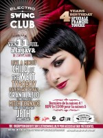 ELECTRO SWING CLUB DE PARIS BIRTHDAY PARTY #4