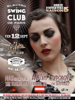 ELECTRO SWING CLUB SAISON 5 OPENING NIGHT