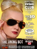 ELECTRO SWING CLUB DE PARIS – 5 YEARS BIRTHDAY