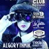 ELECTRONS SWING CLUB DE PARIS – ALGORYTHMIK