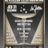REVEILLON ELECTROSWING 2016