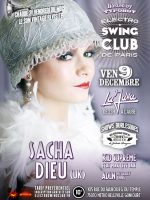 ELECTRO SWING CLUB DE PARIS – Sacha Dieu