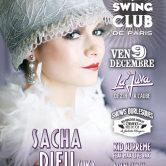 ELECTRO SWING CLUB DE PARIS – Sacha Dieu