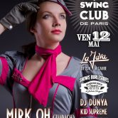 ELECTRO SWING CLUB DE PARIS – MIRK OH