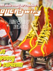 ROLLERSWING 2 le retour du brunch electroswing sur roulettes