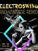 Electroswing et Vintage Remix sur les Quais de Seine