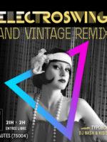Electro Swing et Vintage Remix (Mai)